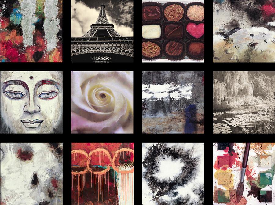 Carol Korpi Mckinley Art Gallery Paintings Abstract